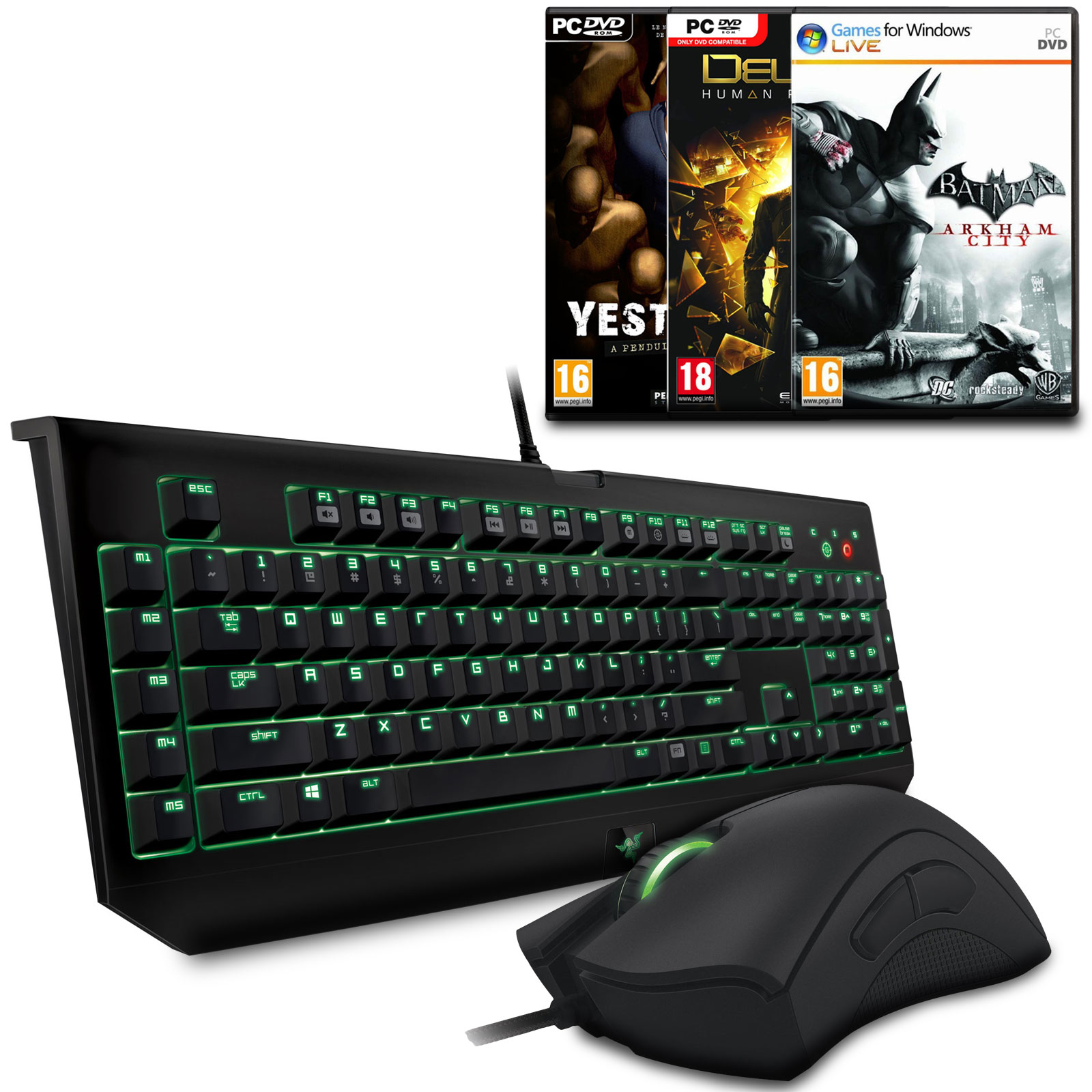 razer r tro duo gaming pack 3 jeux mythiques offerts. Black Bedroom Furniture Sets. Home Design Ideas