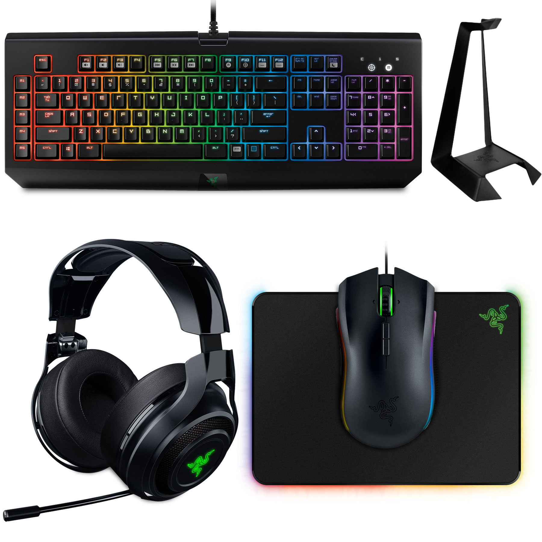 razer deluxe pack summer 2016 edition bundle achat. Black Bedroom Furniture Sets. Home Design Ideas