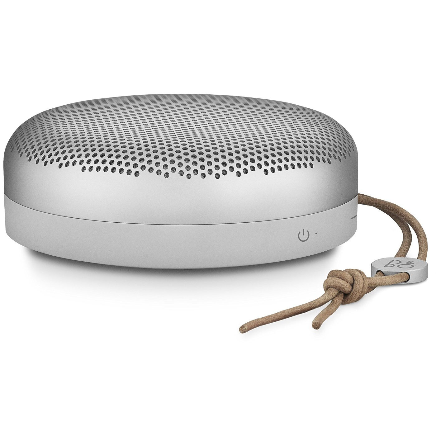 Dock & Enceinte Bluetooth B&O Play Beoplay A1 Naturel Enceinte stéréo Bluetooth portable (2 x 30 W)