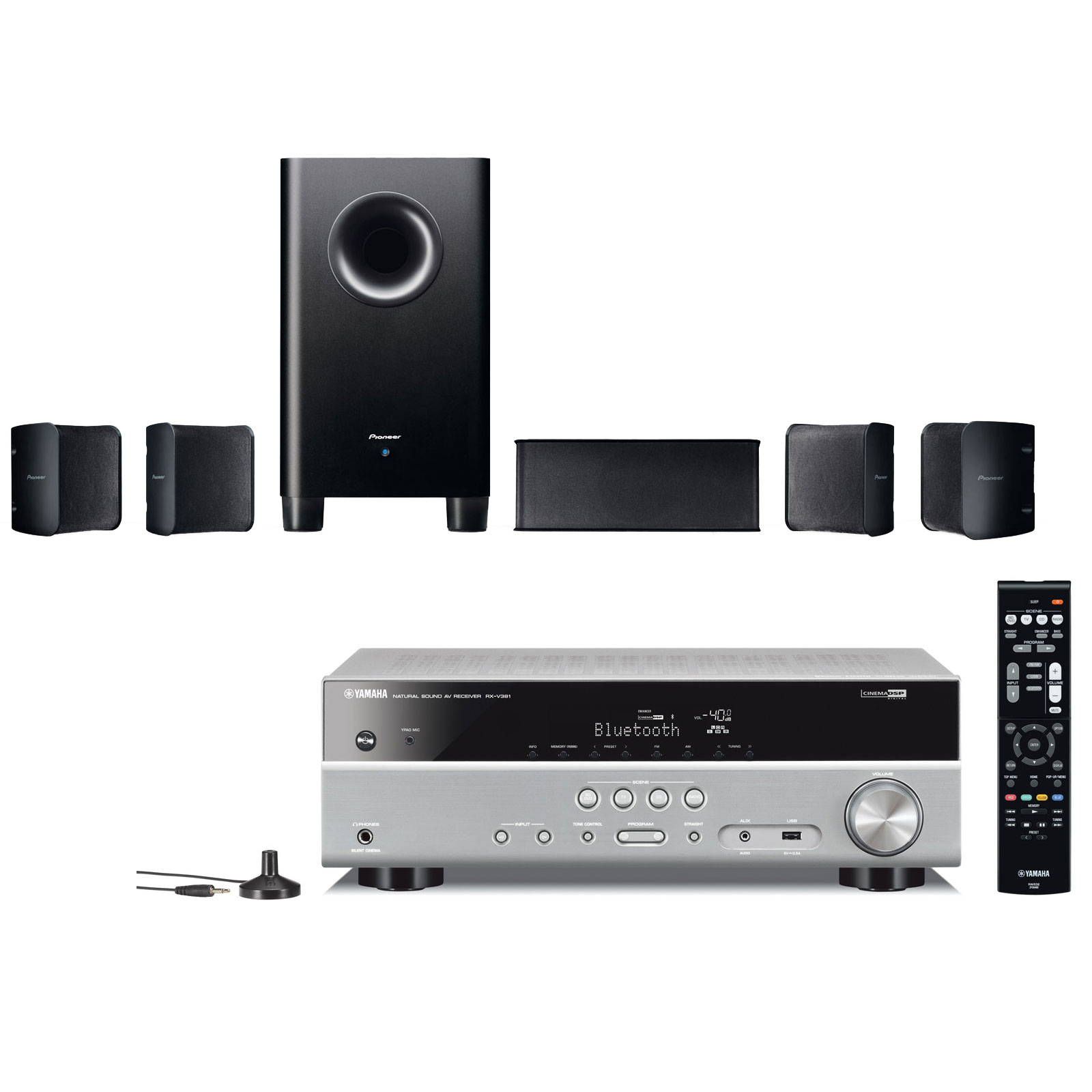 image son  cinema hi fi ensemble yamaha c b fv