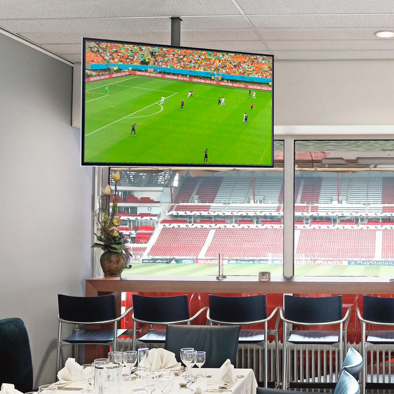 Vogel 39 s pfc 555 pfc555 achat vente support plafond for Meuble tv 65 pouces