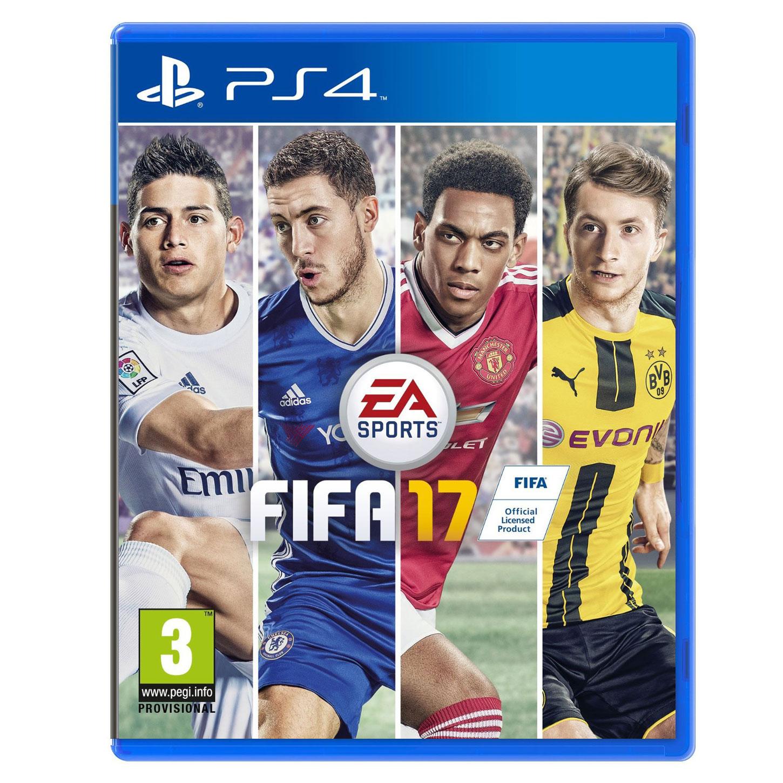 Jeux PS4 FIFA 17 (PS4) FIFA 17 (PS4)