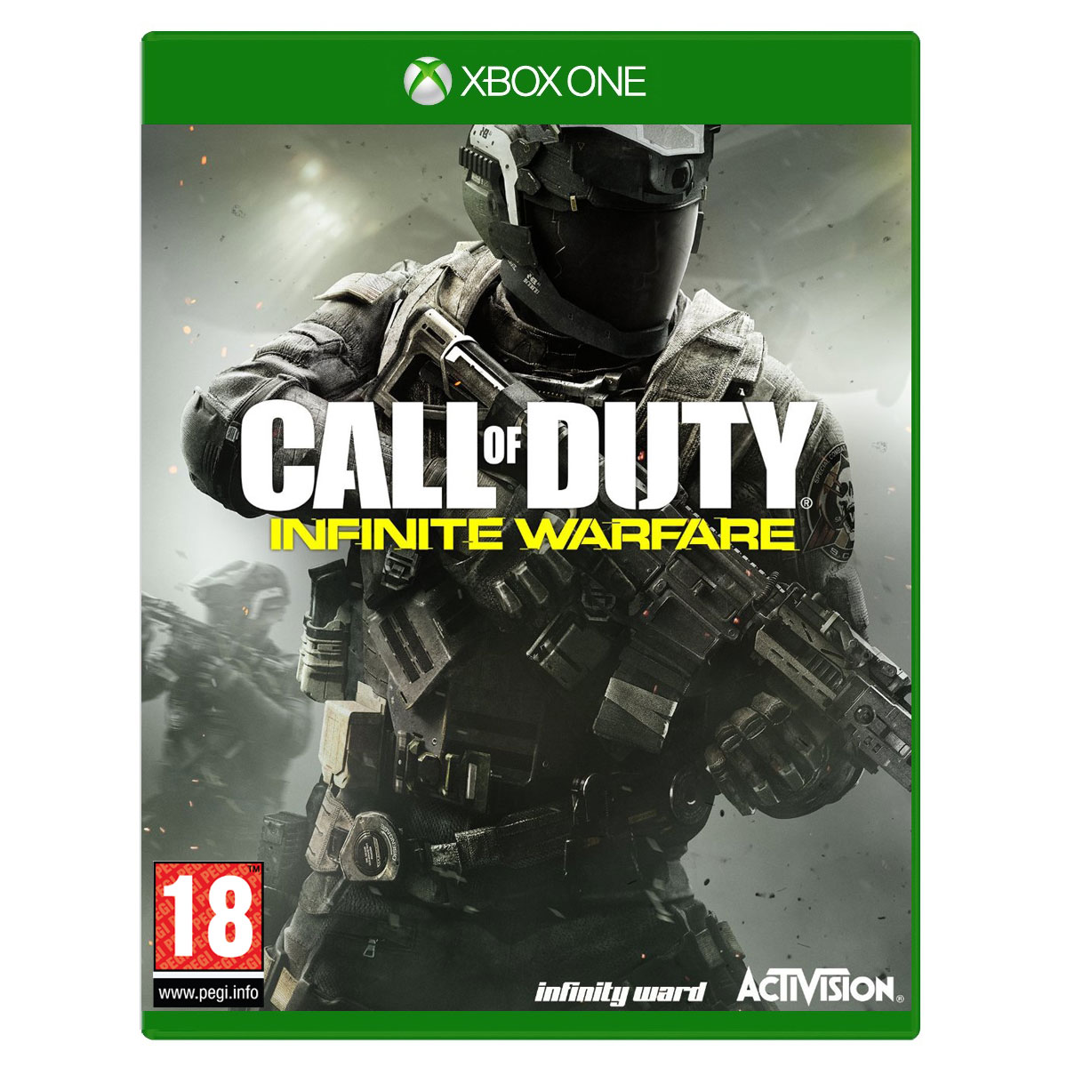 call of duty infinite warfare xbox one jeux xbox one activision sur ldlc. Black Bedroom Furniture Sets. Home Design Ideas