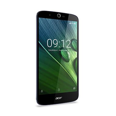 "Mobile & smartphone Acer Liquid Zest Plus Bleu Smartphone 4G-LTE Dual SIM - MediaTek MT6735 Quad-Core 1.3 GHz - RAM 2 Go - Ecran tactile 5.5"" 720 x 1280 - 16 Go - Bluetooth 4.0 - 5000 mAh - Android 6.0"