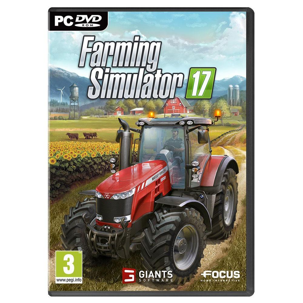 farming simulator 17 pc jeux pc focus home interactive sur ldlc. Black Bedroom Furniture Sets. Home Design Ideas