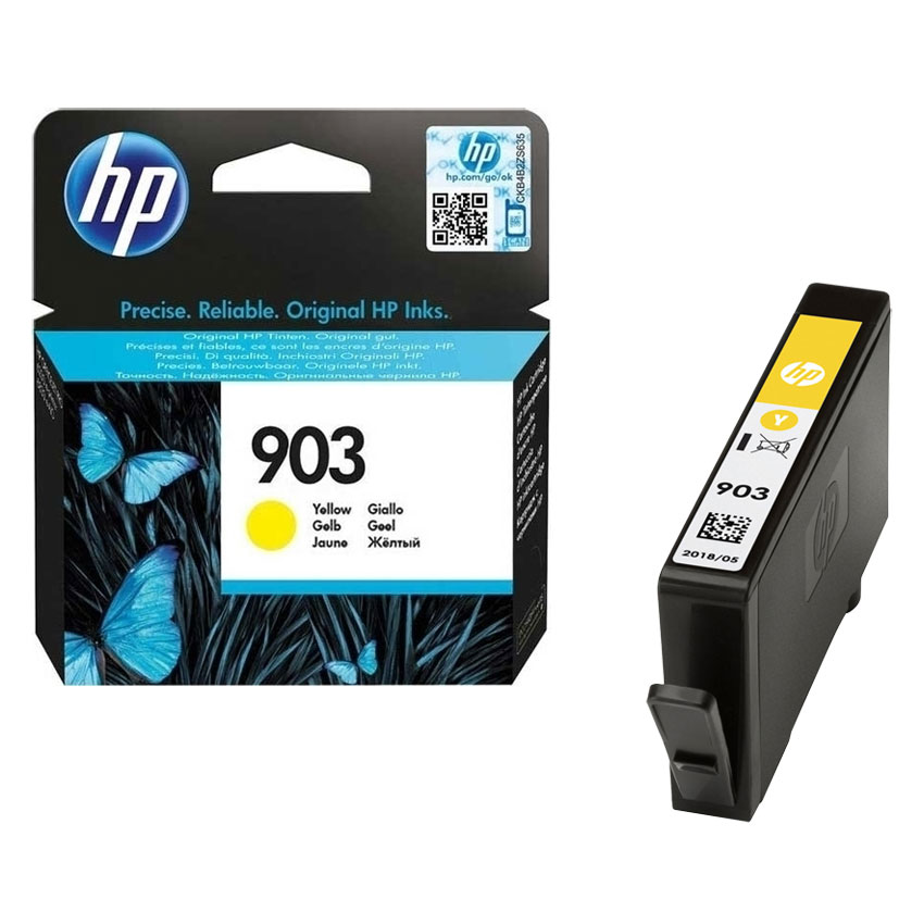 hp 903 inkjet cartridge t6l95ae t6l95ae bgx achat vente cartouche imprimante sur. Black Bedroom Furniture Sets. Home Design Ideas