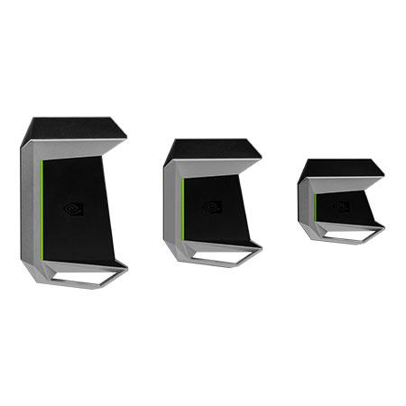 Accessoires divers NVIDIA SLI HD Bridge Long Pont SLI haut débit 4 slots pour GeForce GTX 1070/1080