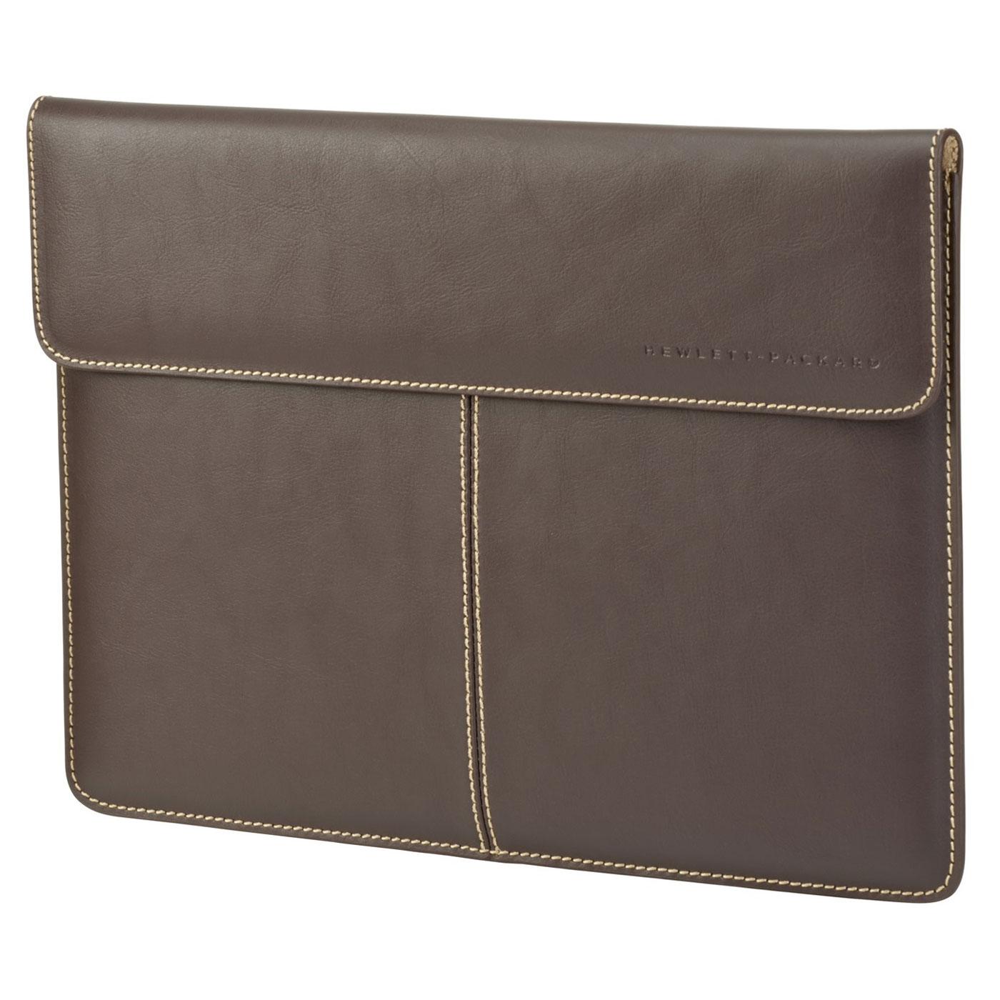 """Sac, sacoche, housse HP Premium Leather Sleeve 13.3"""" Housse de protection en cuir pour ultrabook (jusqu'à 13.3"""")"""
