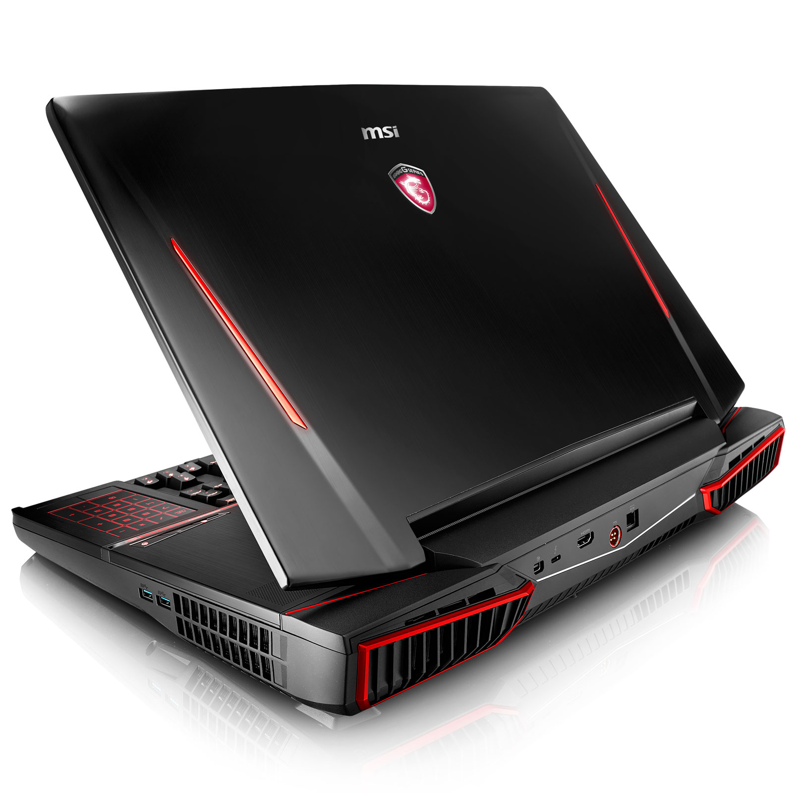 msi gt83vr 6rf 037fr titan sli pc portable msi sur ldlc. Black Bedroom Furniture Sets. Home Design Ideas