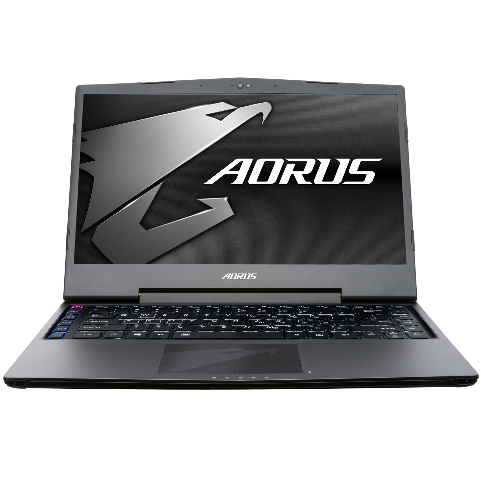 "PC portable AORUS X3 Plus v7 K2NW10-FR Intel Core i7-7820HK 16 Go SSD 1 To (2x 512 Go) 13.9"" LED QHD+ NVIDIA GeForce GTX 1060 6 Go Wi-Fi AC/Bluetooth Webcam Windows 10 Famille 64 bits"