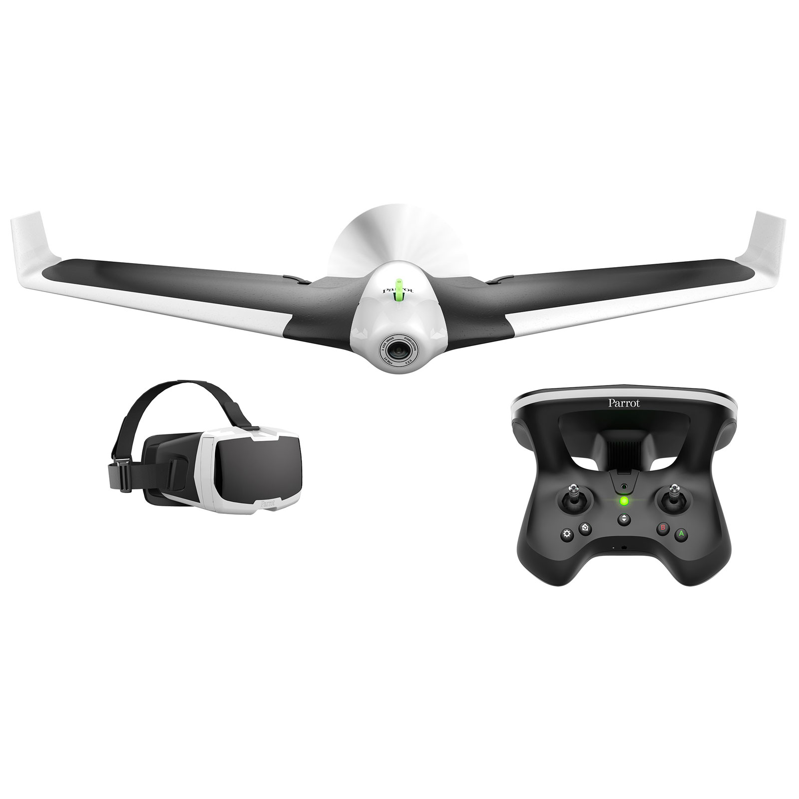 parrot disco fpv drone parrot sur ldlc. Black Bedroom Furniture Sets. Home Design Ideas