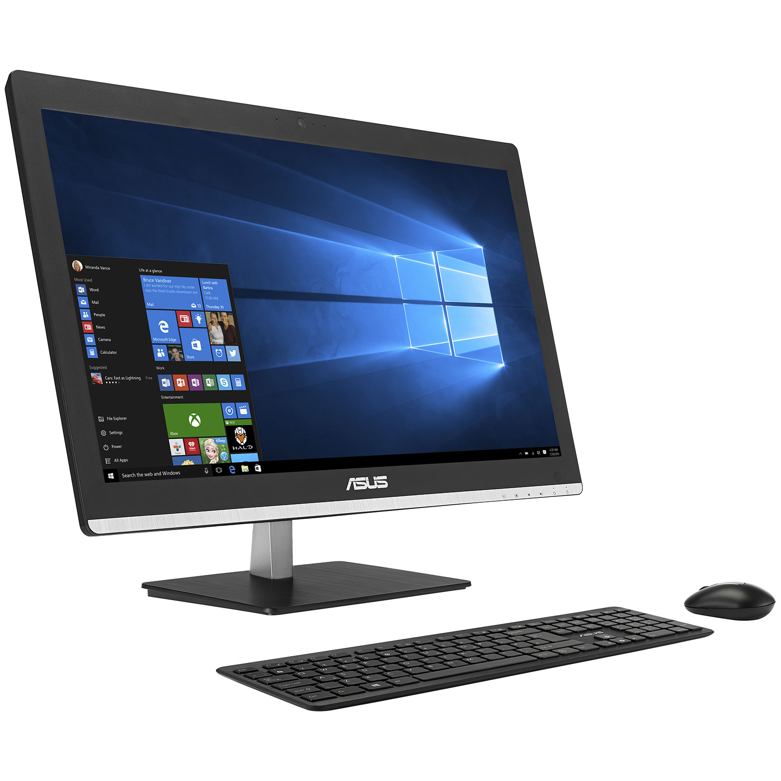 asus all in one pc et2231ink bc018x et2231ink bc018x achat vente pc de bureau sur. Black Bedroom Furniture Sets. Home Design Ideas