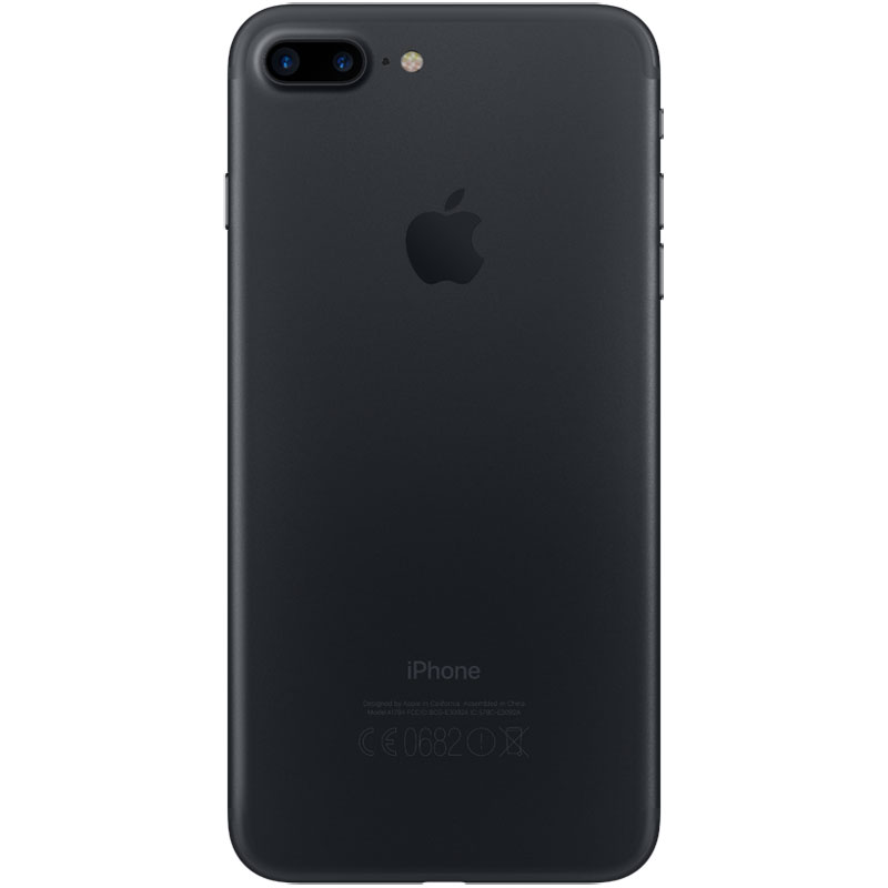 apple iphone 7 plus 128 go noir mn4m2zd a achat. Black Bedroom Furniture Sets. Home Design Ideas