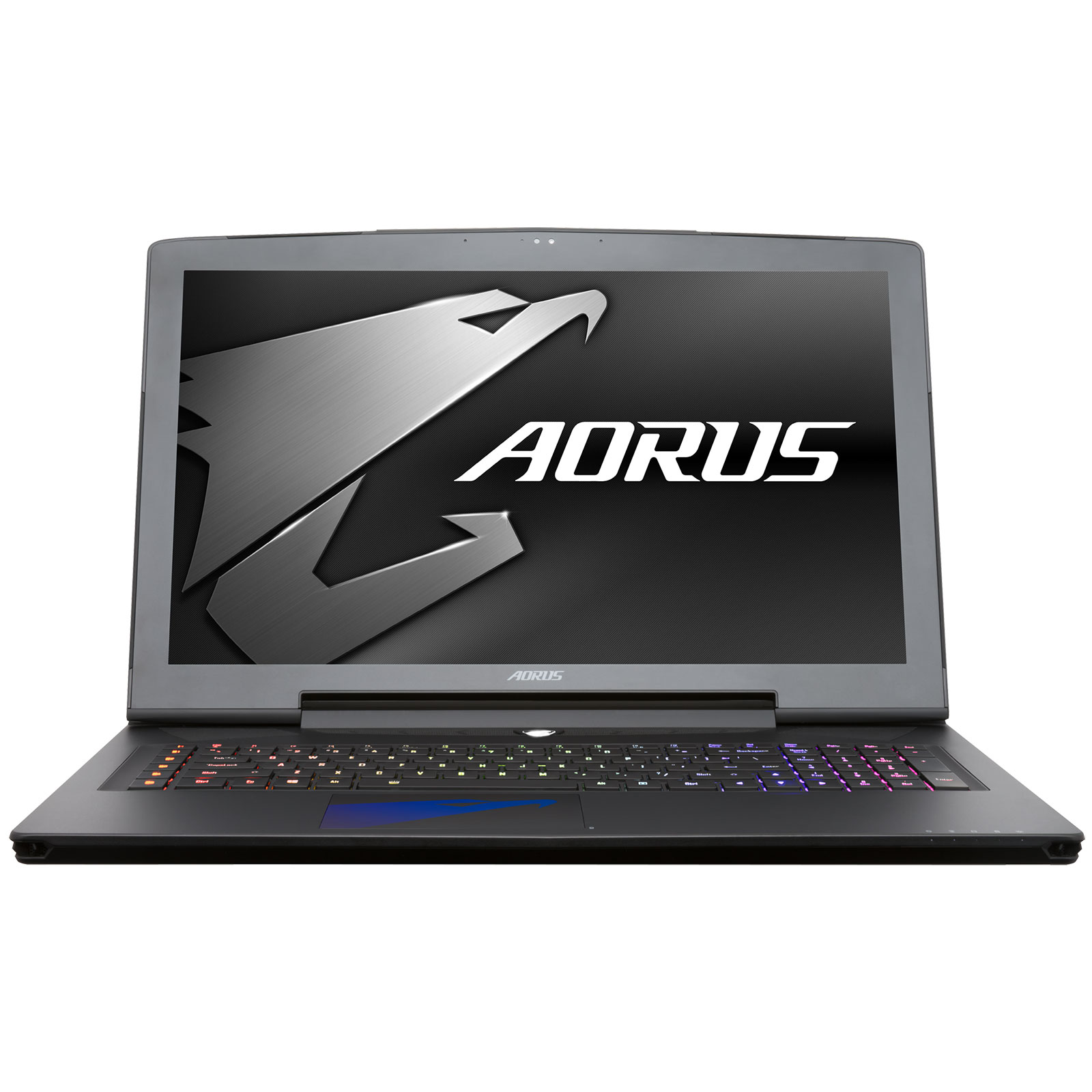"PC portable AORUS X7 v6 K1NW10-FR Intel Core i7-6820HK 16 Go SSD 256 Go + HDD 1 To 17.3"" LED Full HD G-SYNC NVIDIA GeForce GTX 1070 Wi-Fi AC/Bluetooth Webcam Windows 10 Famille 64 bits"