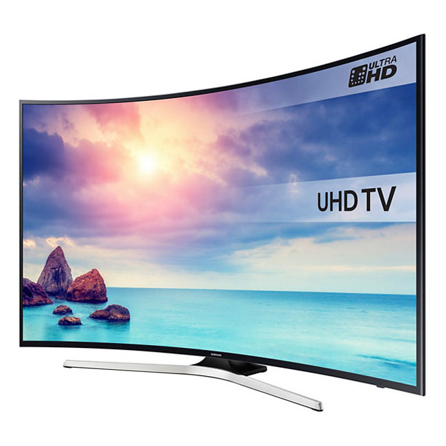 samsung ue55ku6100 ue55ku6100v achat vente tv sur. Black Bedroom Furniture Sets. Home Design Ideas