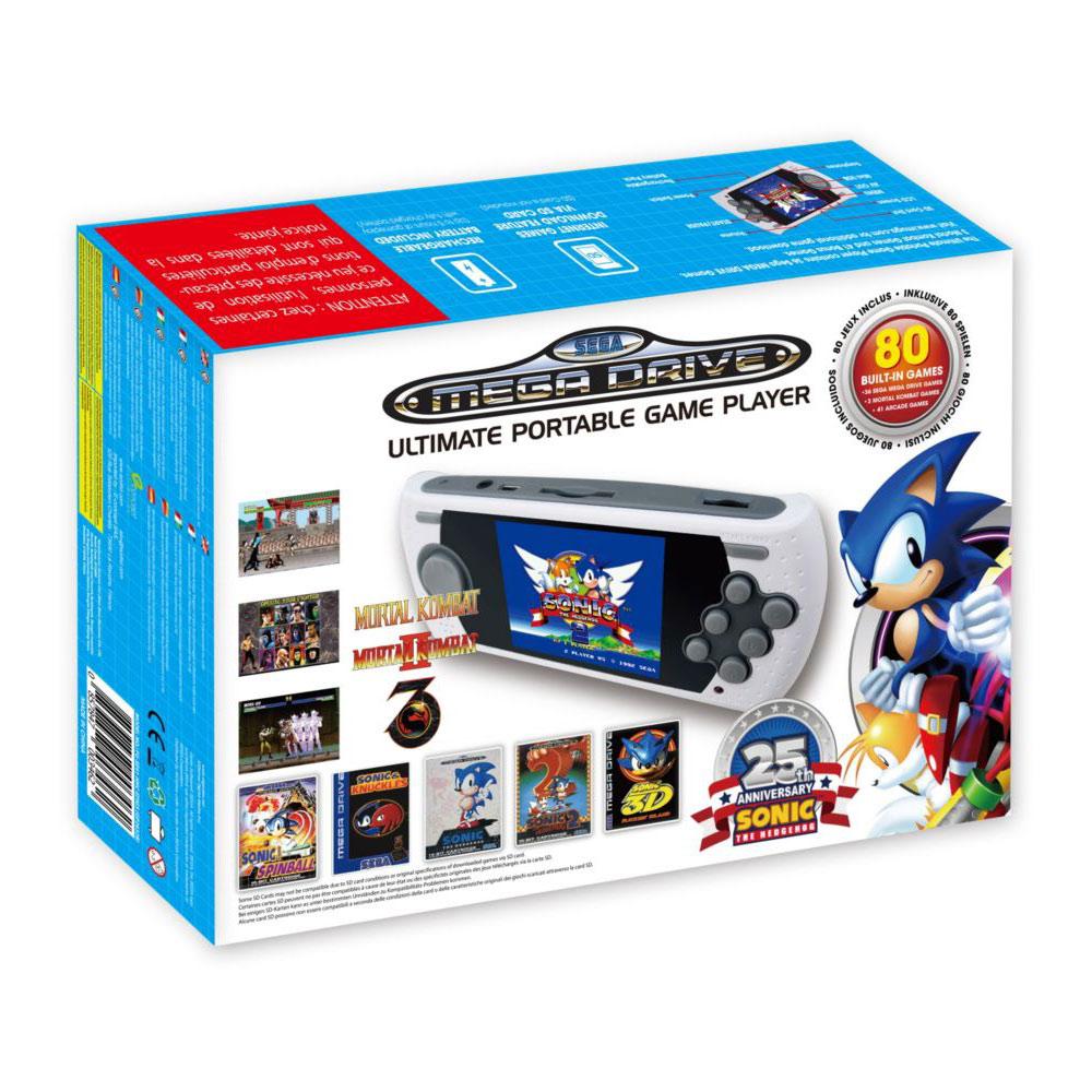 Sega ultimate portable game player 0857847003462 achat vente petites consoles sur - Console de jeux portable tactile ...