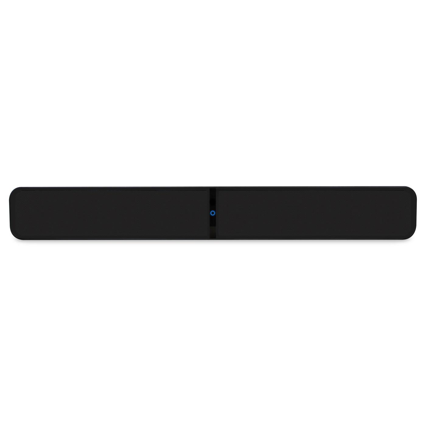 Barre de son Bluesound Pulse Soundbar Barre de son 120W Hi-Res Audio Wi-Fi, Ethernet et Bluetooth AptX