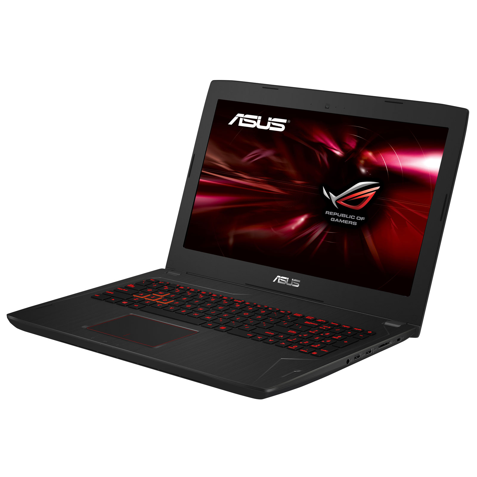 "PC portable ASUS FX502VM-DM092T Intel Core i5-6300HQ 8 Go 1 To 15.6"" LED Full HD NVIDIA GeForce GTX 1060 3 Go Wi-Fi AC/Bluetooth Webcam Windows 10 Famille 64 bits (garantie constructeur 2 ans)"