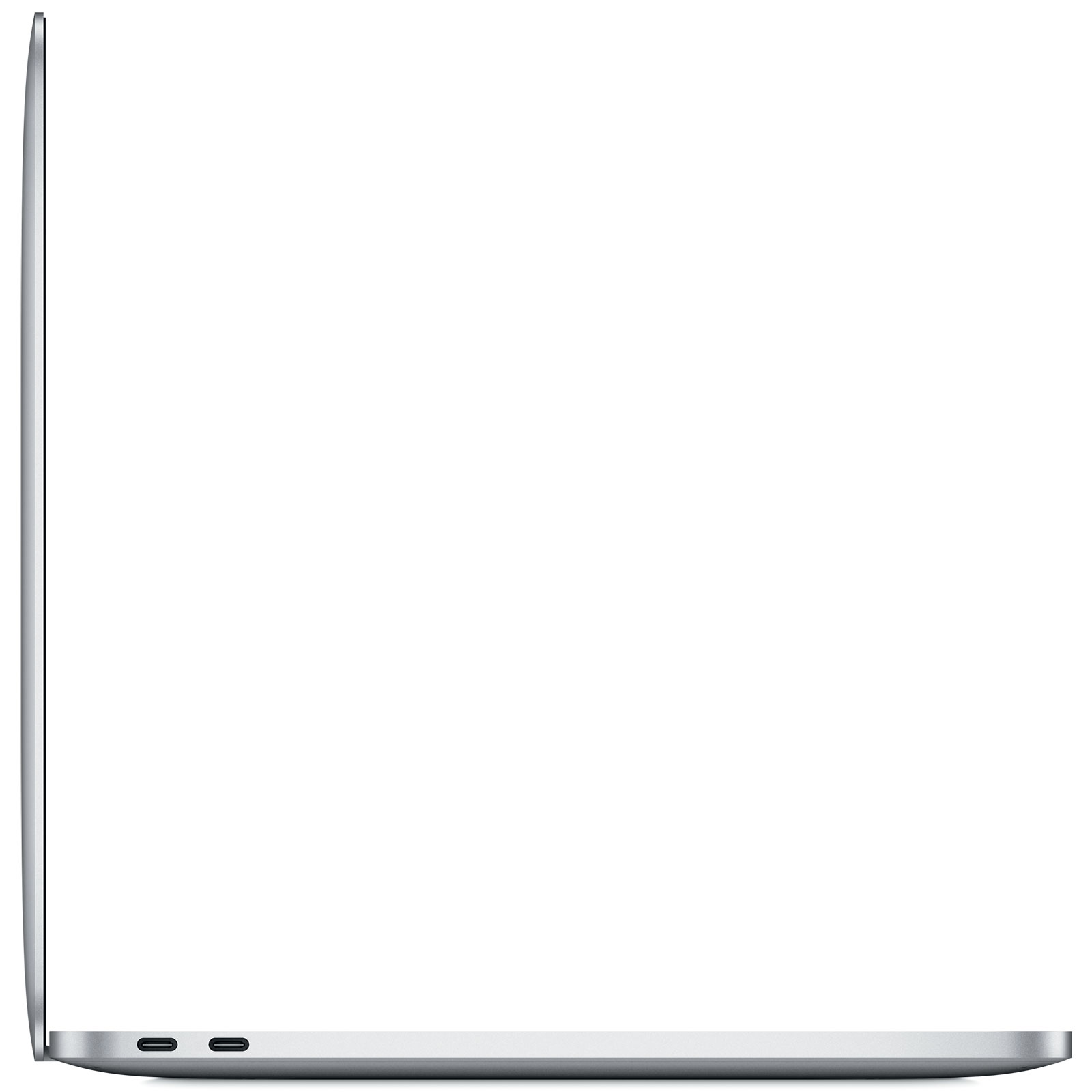 apple macbook pro 13 argent mluq2fn a macbook apple sur ldlc. Black Bedroom Furniture Sets. Home Design Ideas