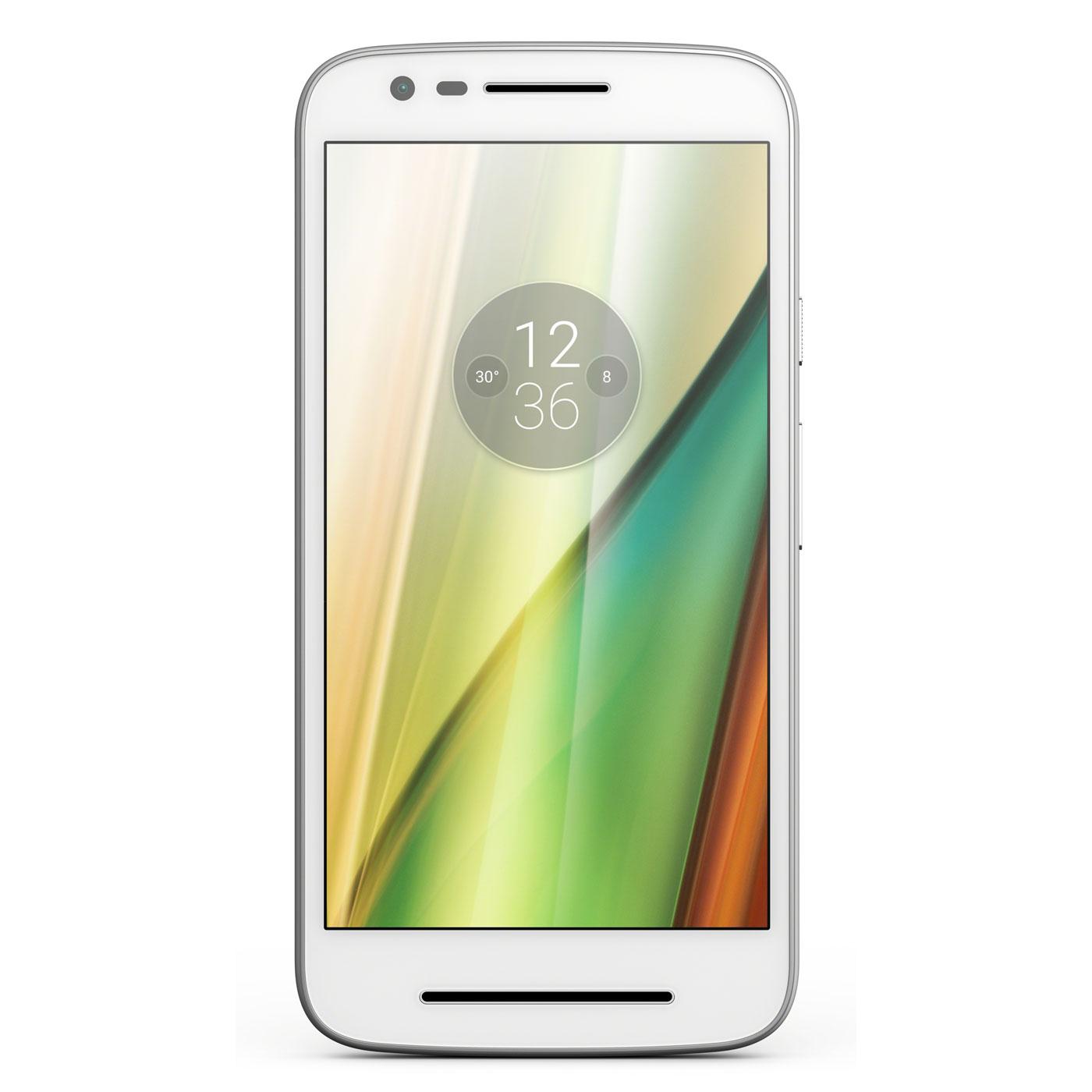 Motorola moto e3 blanc mobile smartphone motorola sur ldlc for Photo ecran motorola