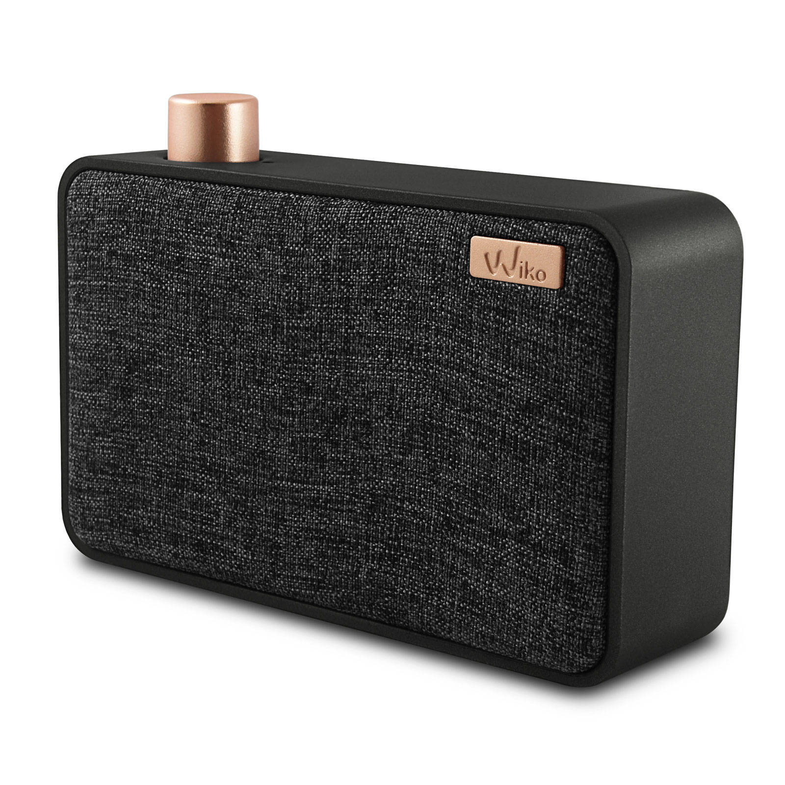 wiko wishake wireless speaker noir wkauspkbks1 achat vente dock enceinte bluetooth sur. Black Bedroom Furniture Sets. Home Design Ideas