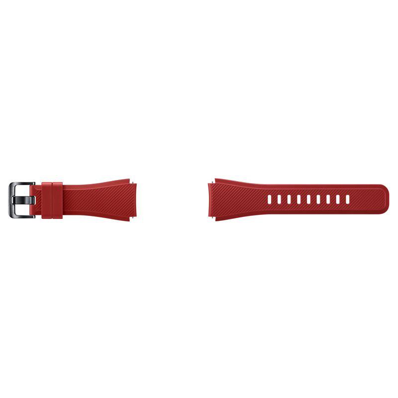 samsung bracelet active gear s3 rouge et ysu76mr achat. Black Bedroom Furniture Sets. Home Design Ideas