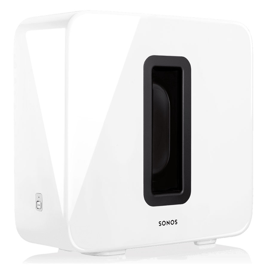 sonos sub blanc subwoofer sonos sur ldlc. Black Bedroom Furniture Sets. Home Design Ideas