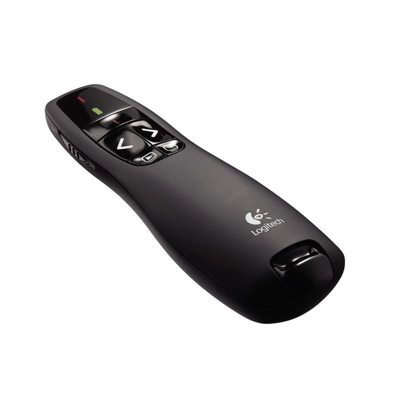Pointeur laser Logitech Wireless Presenter R400 Télécommande de présentation