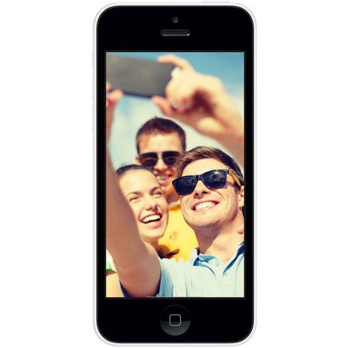 """Mobile & smartphone Again iPhone 5C 16 Go Blanc Smartphone 4G-LTE avec écran Retina 4"""" sous iOS 7 - Reconditionné ECO+"""