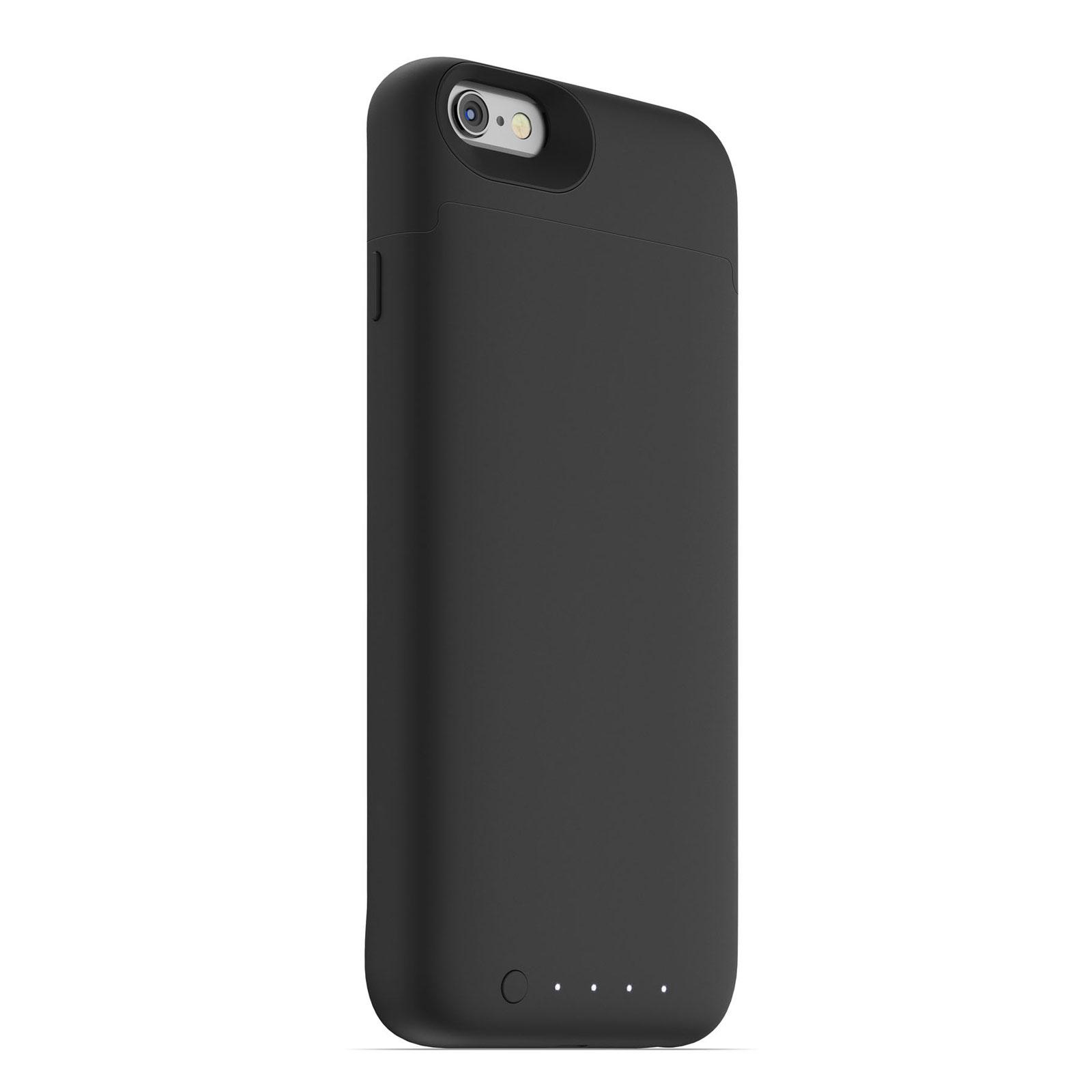 mophie juice pack wireless charging base noir iphone 6 6s etui t l phone mophie sur ldlc. Black Bedroom Furniture Sets. Home Design Ideas