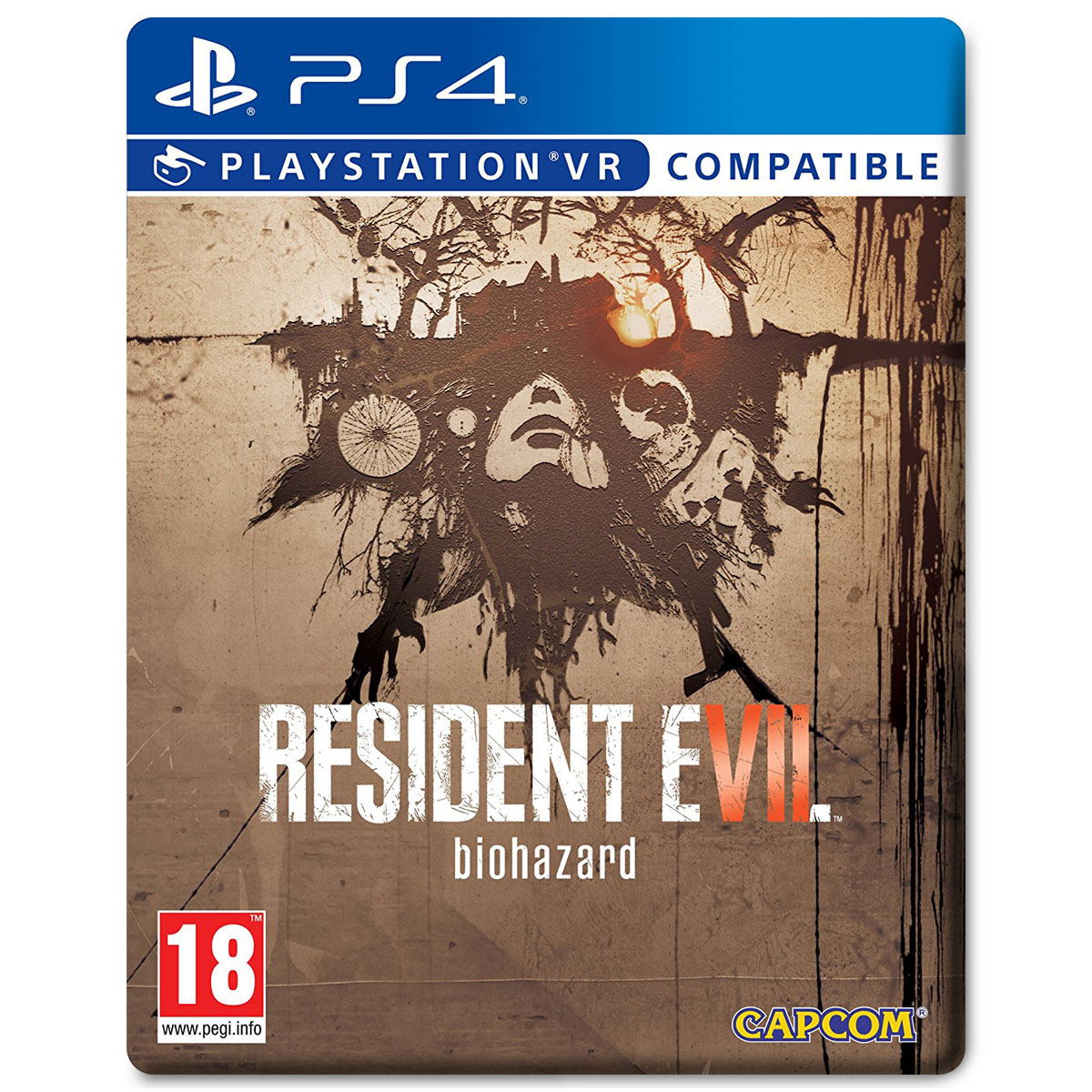 Jeux PS4 Resident Evil VII : Biohazard - Steelbook Edition (PS4) Resident Evil VII : Biohazard - Steelbook Edition (PS4)