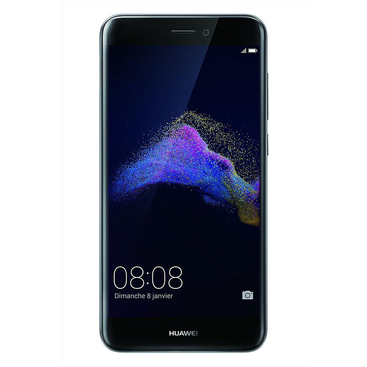 Huawei p8 lite 2017 noir 51091cdm achat vente mobile for Photo ecran huawei