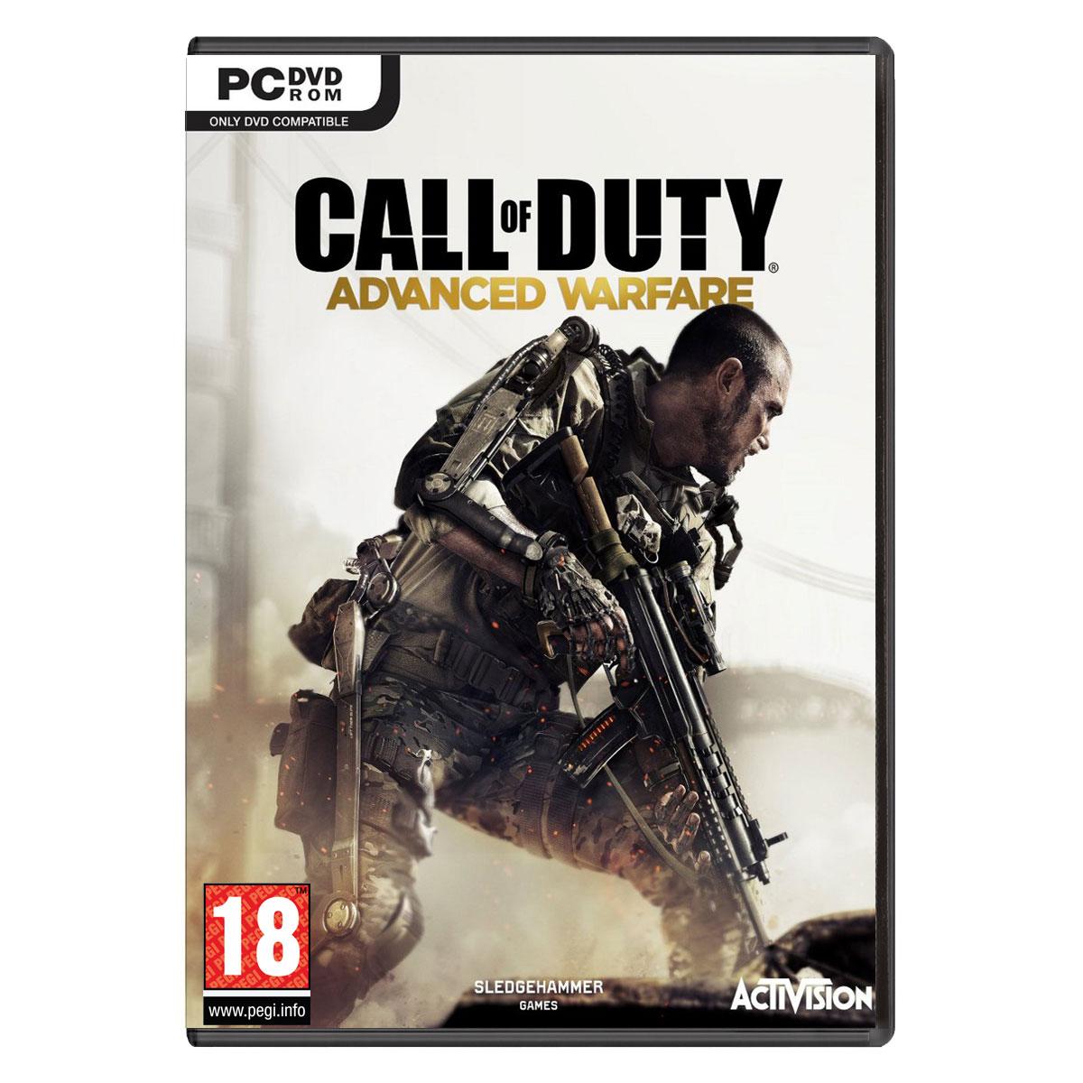 Jeux PC Call Of Duty : Advanced Warfare (PC) Call Of Duty : Advanced Warfare (PC)