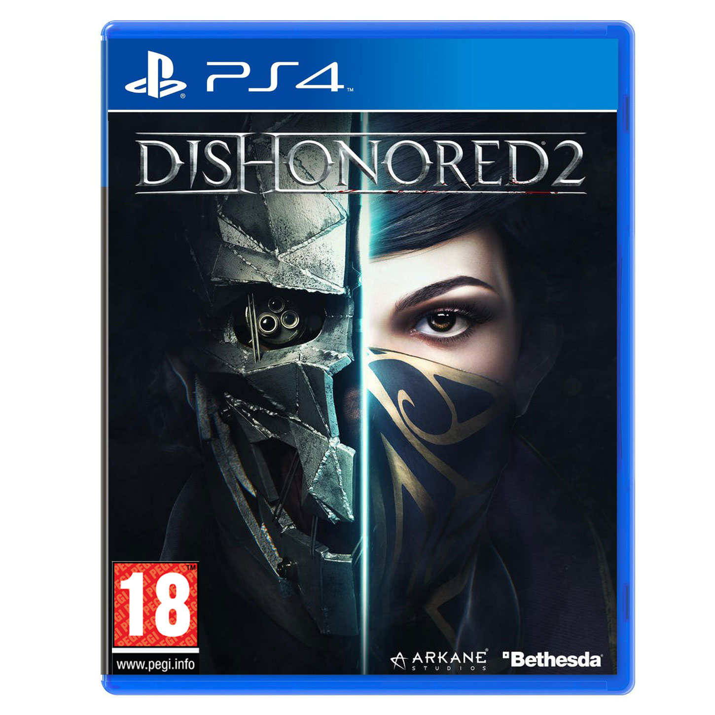 Jeux PS4 Dishonored 2 (PS4) Dishonored 2 (PS4)