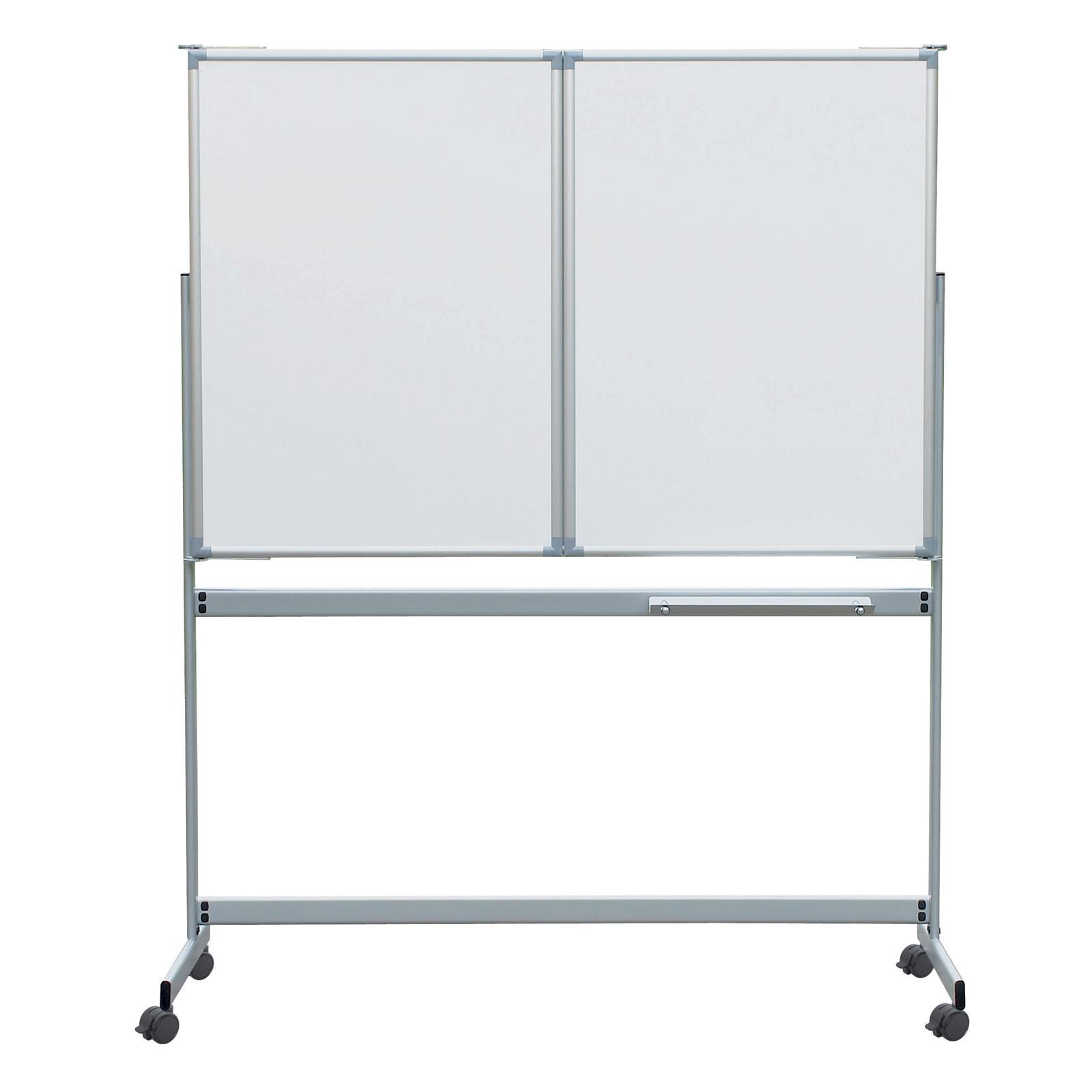 maul maulpro tableau triptyque mobile tableau blanc et paperboard maul sur ldlc. Black Bedroom Furniture Sets. Home Design Ideas