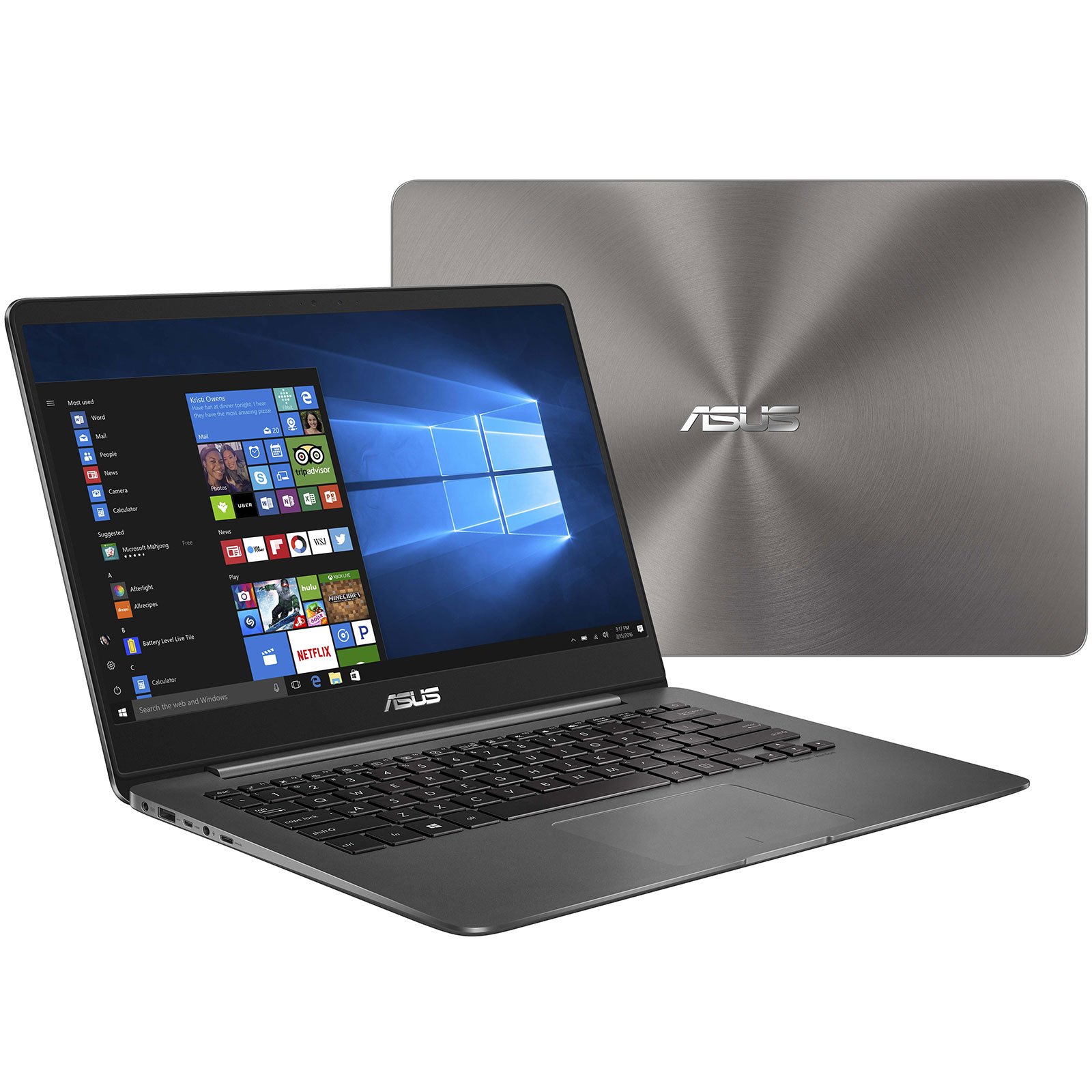 asus zenbook ux430ua gv046r ux430ua gv046r achat vente pc portable sur. Black Bedroom Furniture Sets. Home Design Ideas