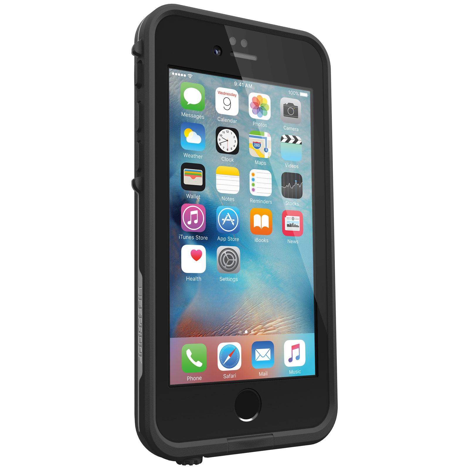 lifeproof fre noir iphone 6 6s 77 52563 achat vente etui t l phone sur. Black Bedroom Furniture Sets. Home Design Ideas