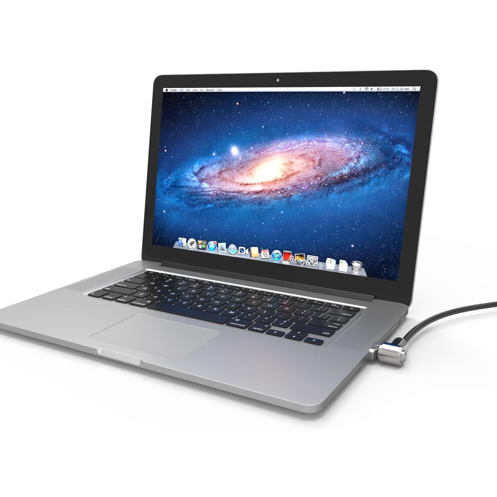 maclocks the ledge macbook air keyed cable mbaldg01kl. Black Bedroom Furniture Sets. Home Design Ideas