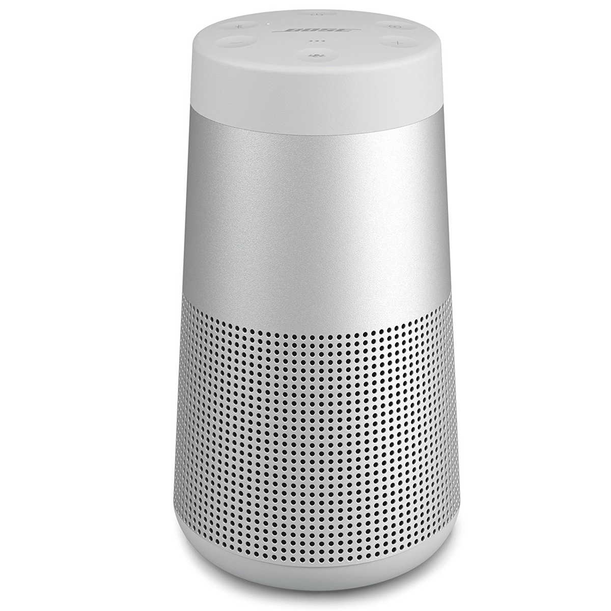 bose soundlink revolve gris dock enceinte bluetooth. Black Bedroom Furniture Sets. Home Design Ideas