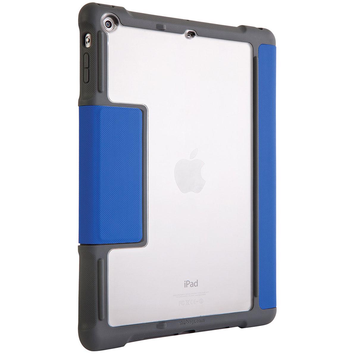 stm dux ipad air bleu accessoires tablette stm sur ldlc. Black Bedroom Furniture Sets. Home Design Ideas