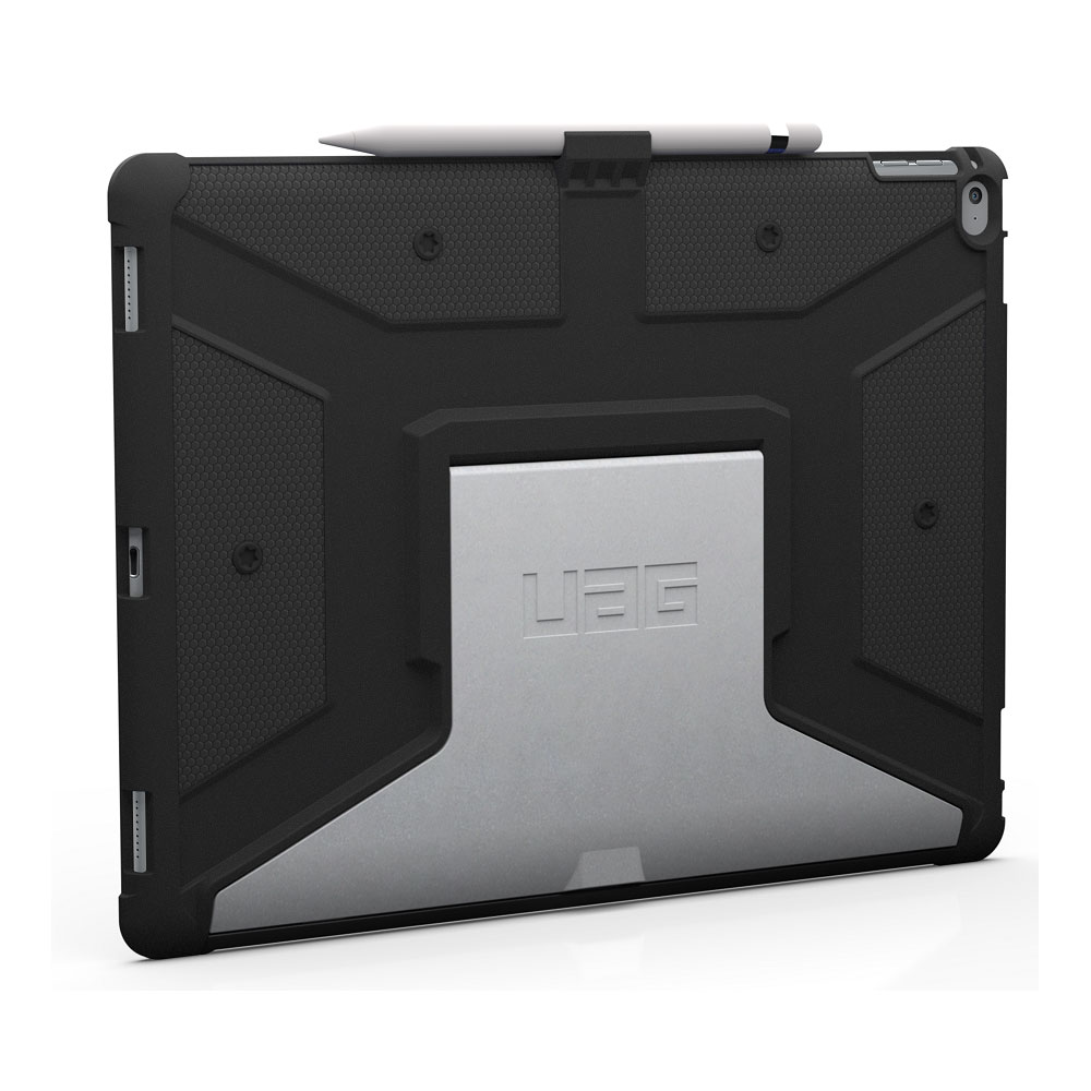 uag protection ipad pro 12 9 noir accessoires tablette. Black Bedroom Furniture Sets. Home Design Ideas