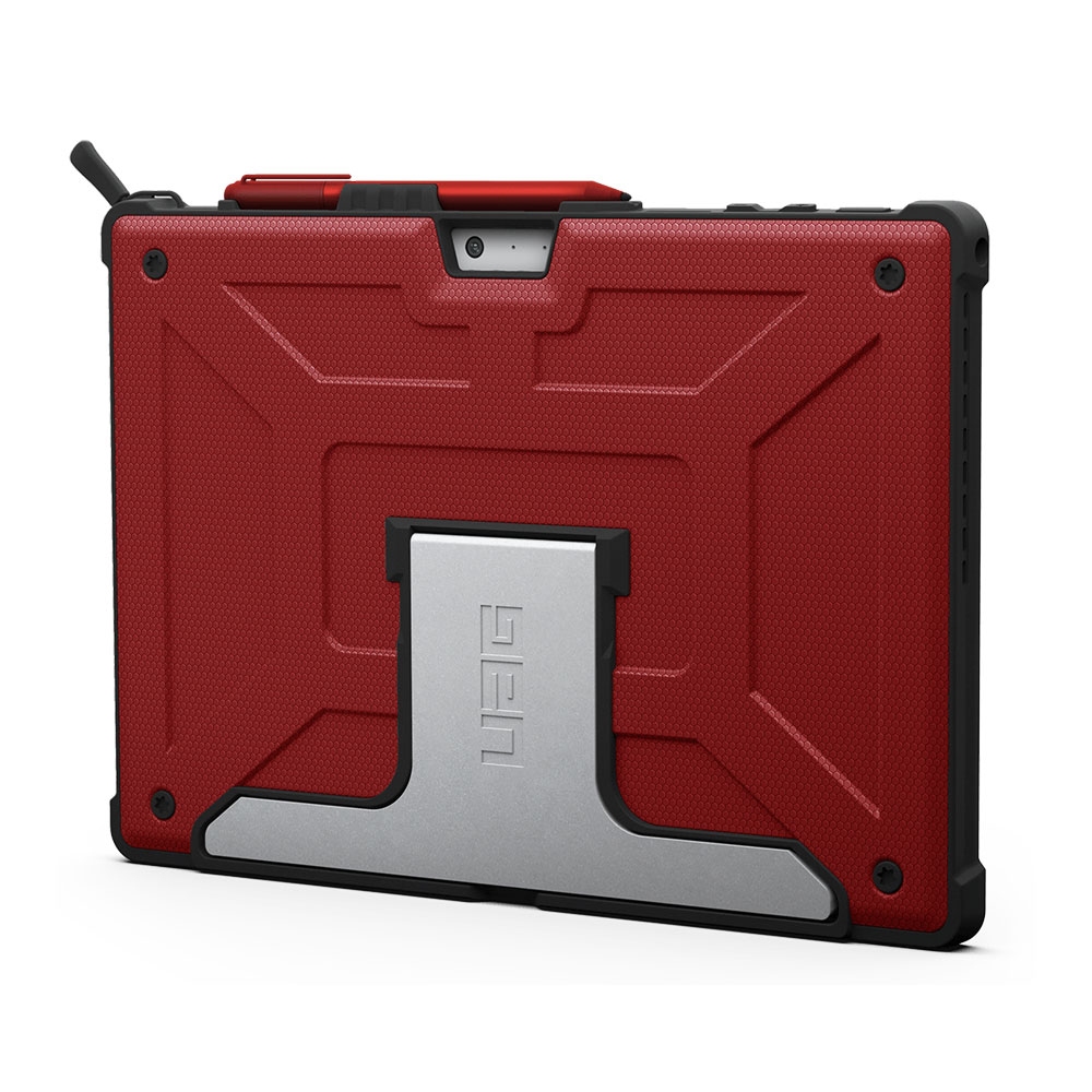 uag protection surface pro 4 rouge accessoires tablette uag sur ldlc. Black Bedroom Furniture Sets. Home Design Ideas