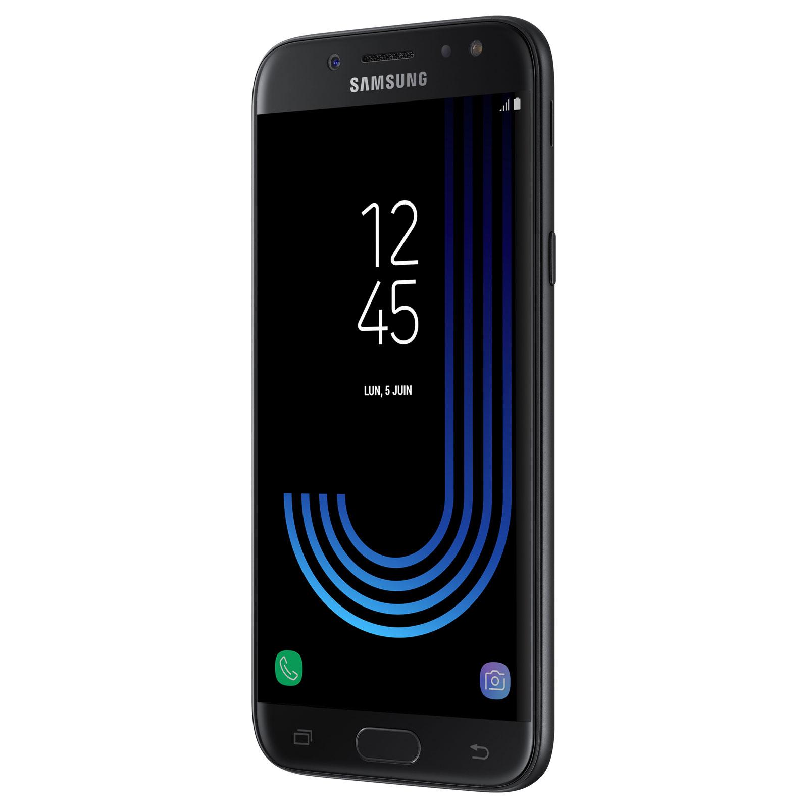 samsung galaxy j5 2017 noir mobile smartphone samsung sur ldlc. Black Bedroom Furniture Sets. Home Design Ideas