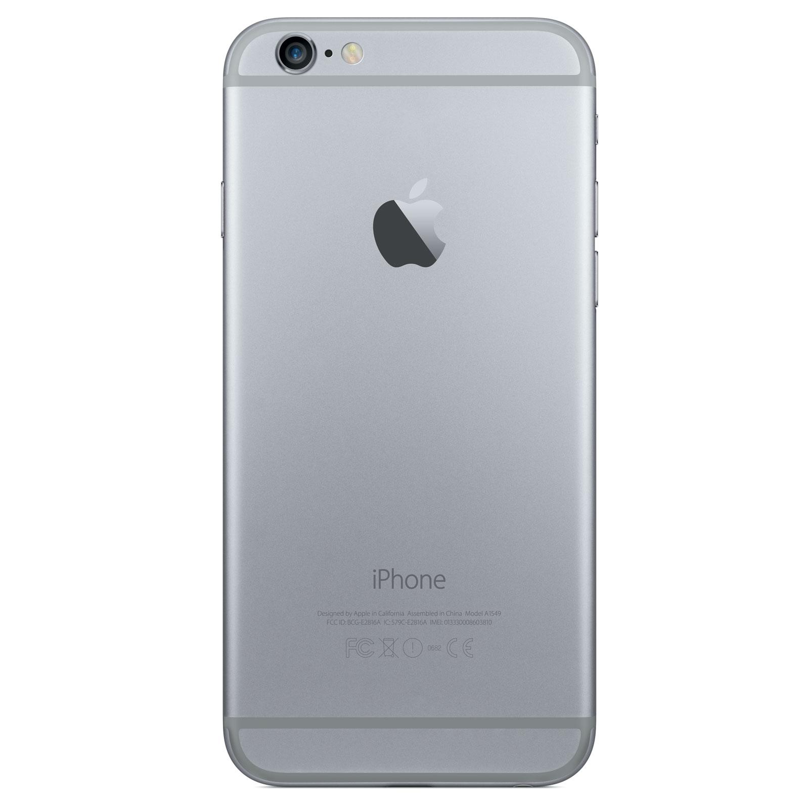 apple iphone 6 32 go gris sid ral mobile smartphone apple sur ldlc. Black Bedroom Furniture Sets. Home Design Ideas