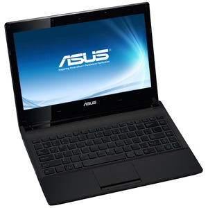 "PC portable ASUS U30Jc-QX151X ASUS U30Jc-QX151X - Intel Core i3-370M 4 Go 320 Go 13.3"" LED NVIDIA GeForce 310M Graveur DVD Wi-Fi N/Bluetooth Webcam Windows 7 Professionnel 64 bits (garantie constructeur 2 ans)"