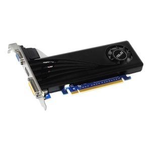 Carte graphique ASUS EN8400GS/DI/512MD2(LP) ASUS EN8400GS/DI/512MD2(LP) - 512 Mo HDMI/DVI - PCI Express (NVIDIA GeForce 8400 GS) - (garantie 3 ans)