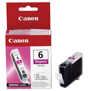 Voir la fiche produit Canon BCI-6 M