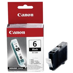 Cartouche imprimante Canon BCI-6 BK Cartouche d'encre noire