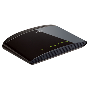 Switch D-Link DES-1005D Switch 5 Ports 10/100 Mbps