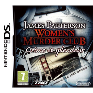 LDLC.com Women's Murder Club: Crime et Splendeur (Nintendo DS)  Women's Murder Club: Crime et Splendeur (Nintendo DS)